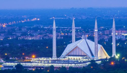 Islamabad second most beautiful capital in the world