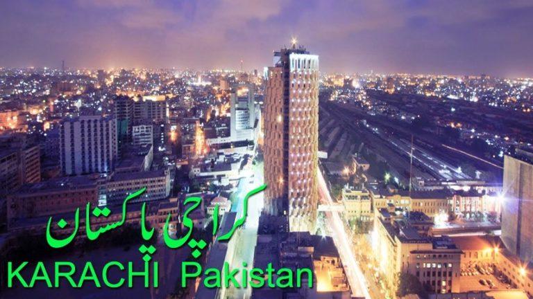 Karachi the City of Lights