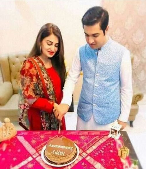 Iqrar-Ul-Hassan Second Wife: