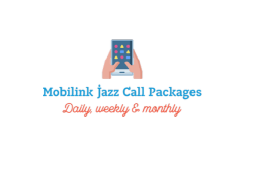 Mobilink Jazz Call Packages Daily, Weekly & Monthly